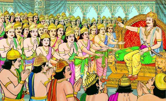 Latest King Janak Darbar Ramayan HD Wallpapers for Free Download
